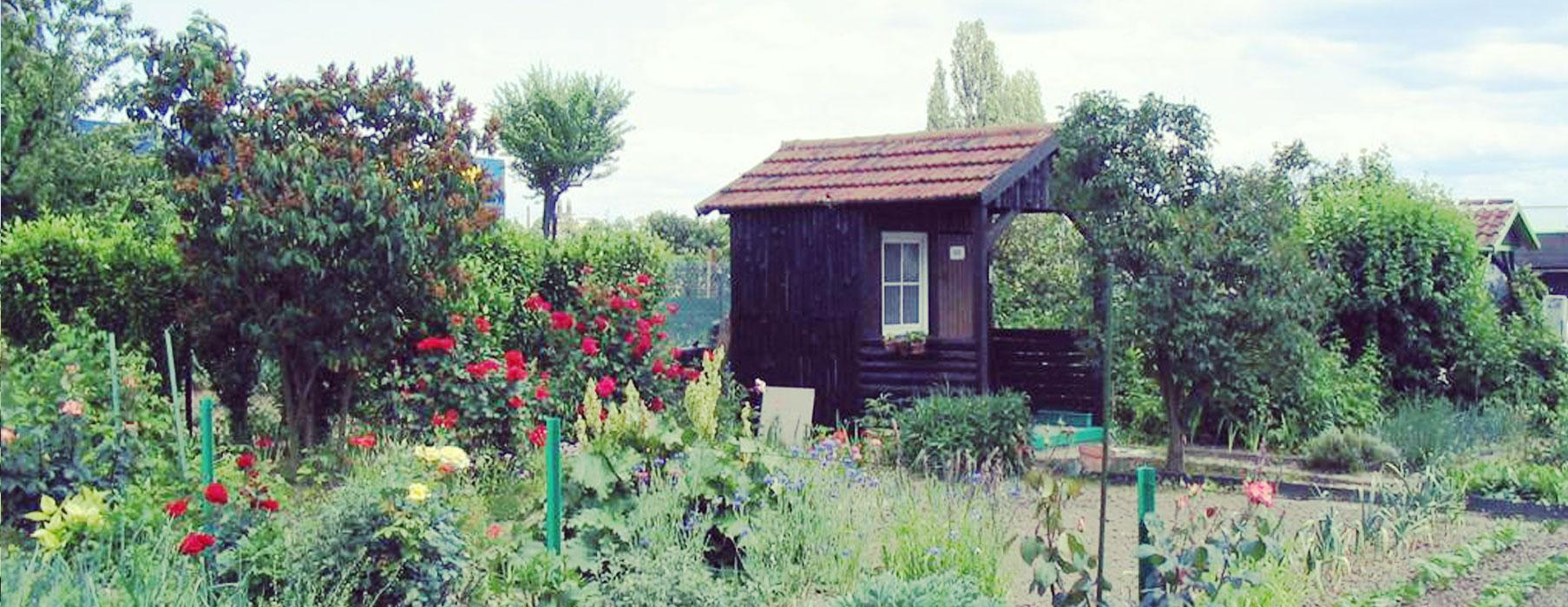 Règlement des jardins familiaux semi-aménagés
