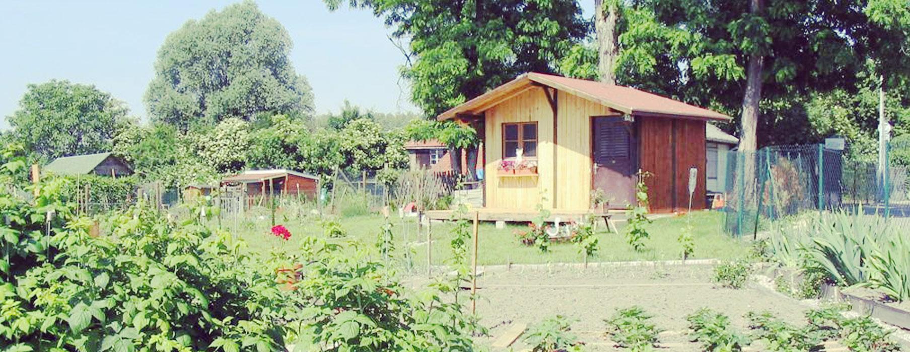 Règlement des jardins traditionnels