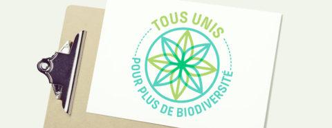 Cérémonie de signature de la charte Tous unis pour plus de biodiversité par les acteurs locaux