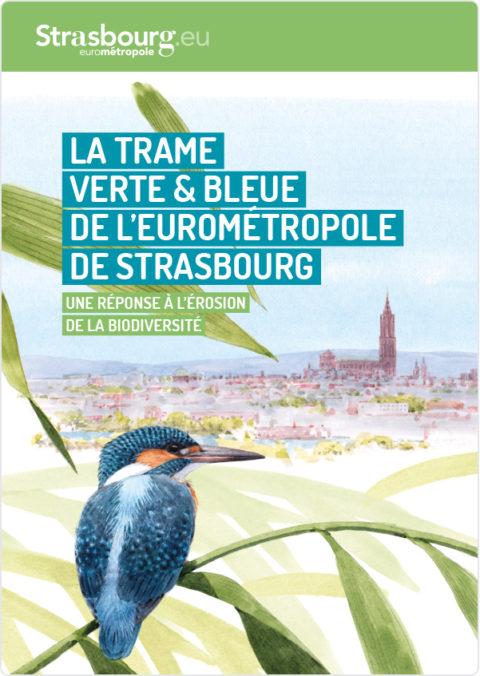 La trame verte & bleue de l'Eurométropole de Strasbourg
