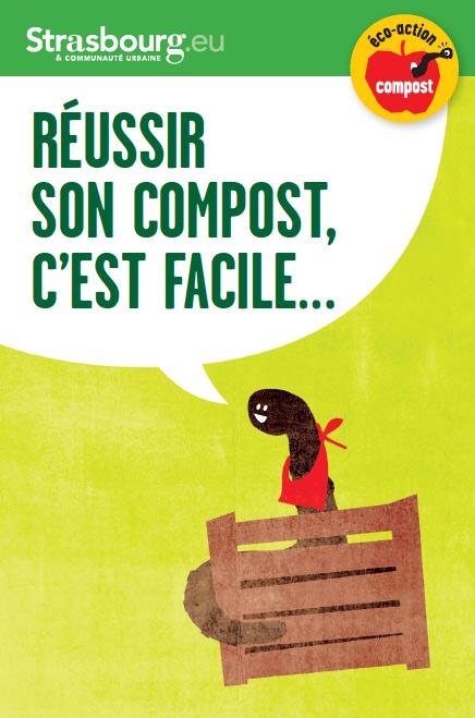 Réussir son compost c'est facile...