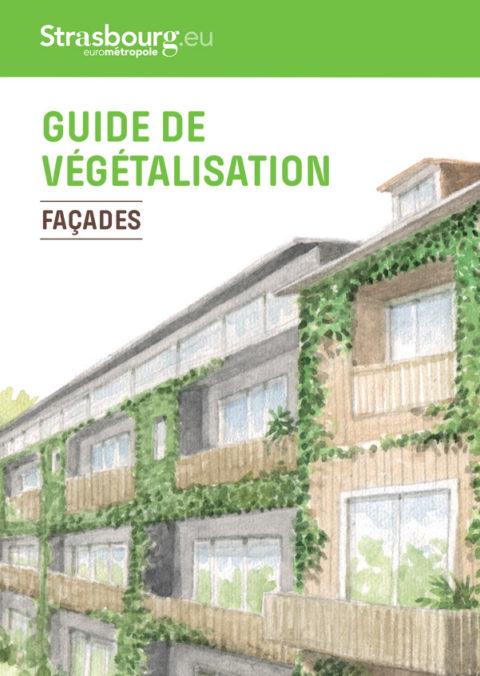 Guide de végétalisation façades