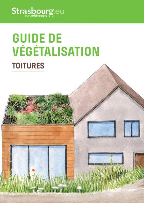 Guide de végétalisation toitures