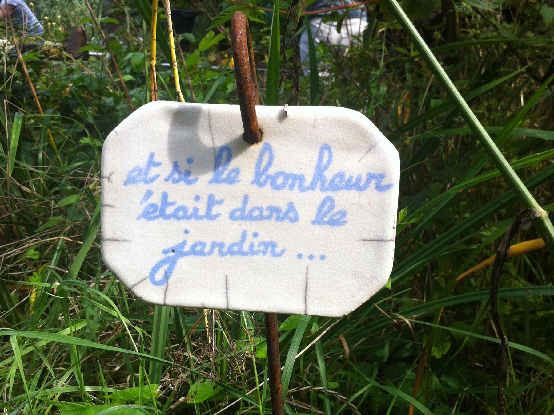 Atelier - Le temps du jardinage les 16 et 23 février