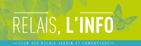 Lettre d'information du Club Relais Jardins et Compostage - Avril 2017