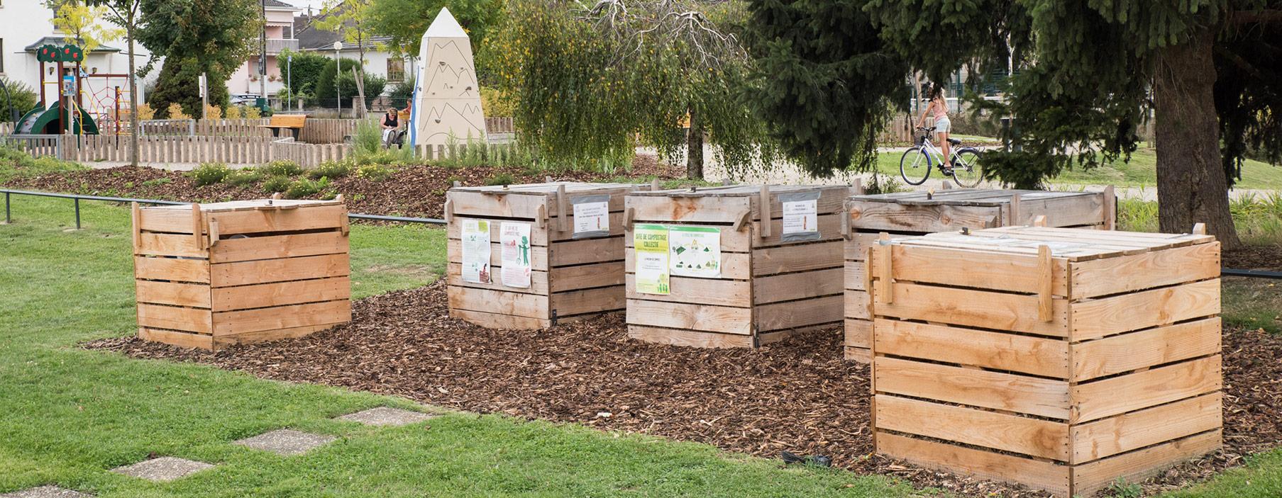 Permanence de distribution de broyat de bois pour le compostage le 19 octobre
