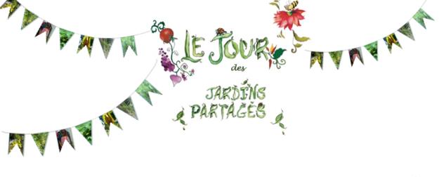 Fête des jardins partagés le 30 septembre