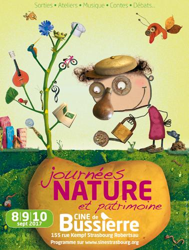 Journées nature et patrimoine, 8e édition du 08 au 10 septembre.