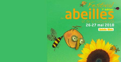 Festival des Abeilles et de la Biodiversité 26-27 mai 2018