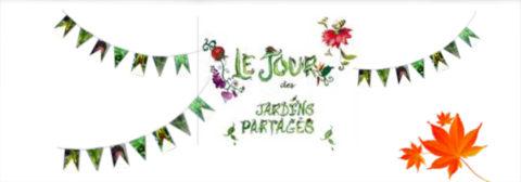 Fête des jardins partagés à Strasbourg le 28 Octobre