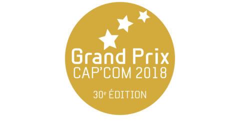 « Strasbourg ça pousse » lauréate d'un prix Cap'Com 2018 !