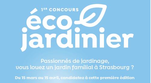 Lancement du 1er concours Eco-jardinier - Jardins Familiaux