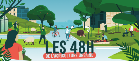 48h de l'agriculture urbaine - Atelier théâtre-forum