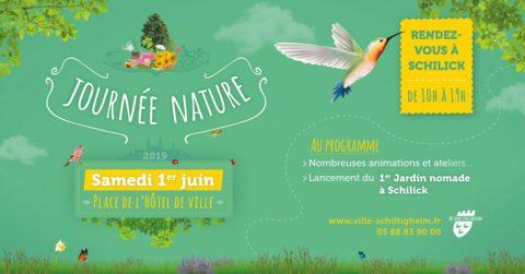 Journée nature de Schiltigheim le 1er juin