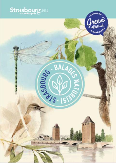Guide Balades nature - Ville de Strasbourg