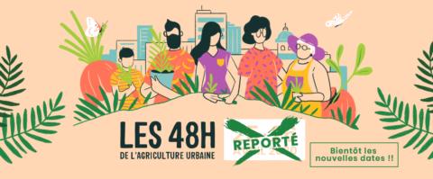 48h de l'agriculture urbaine - REPORT