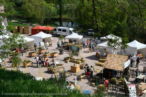 48h de l'agriculture urbaine ce week-end